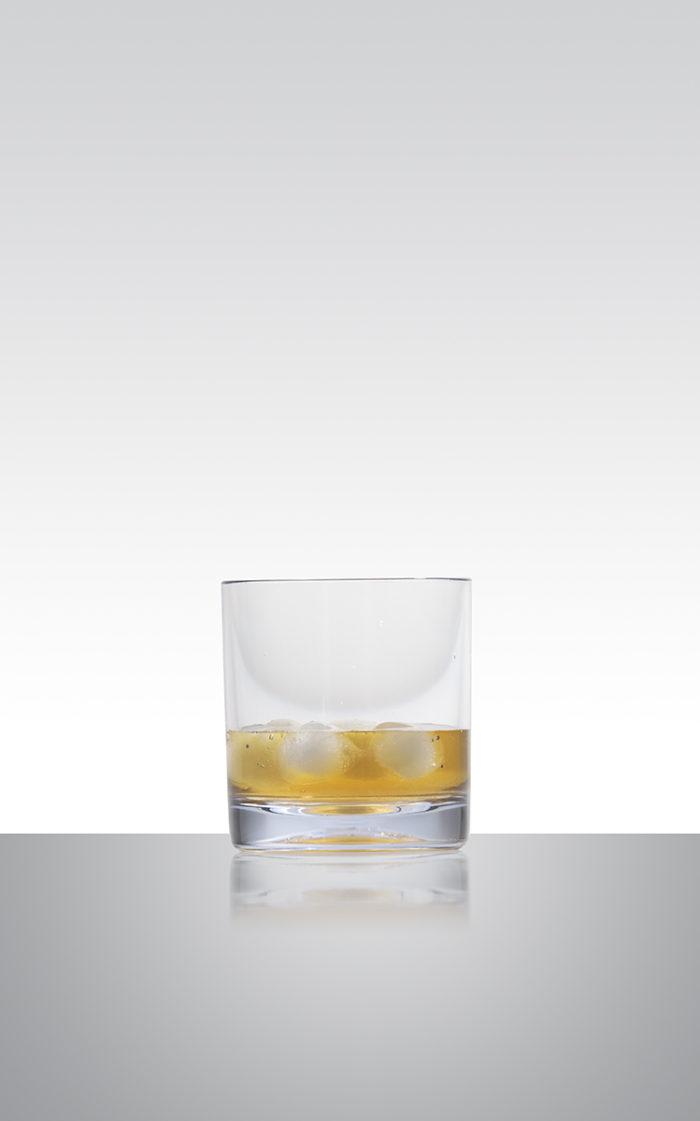 Plastová sklenička na whisky
