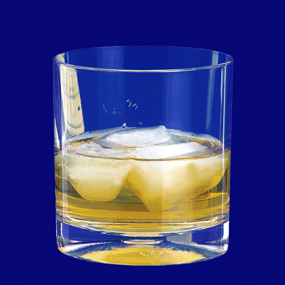 whisky glas san glasklar aus kunststoff