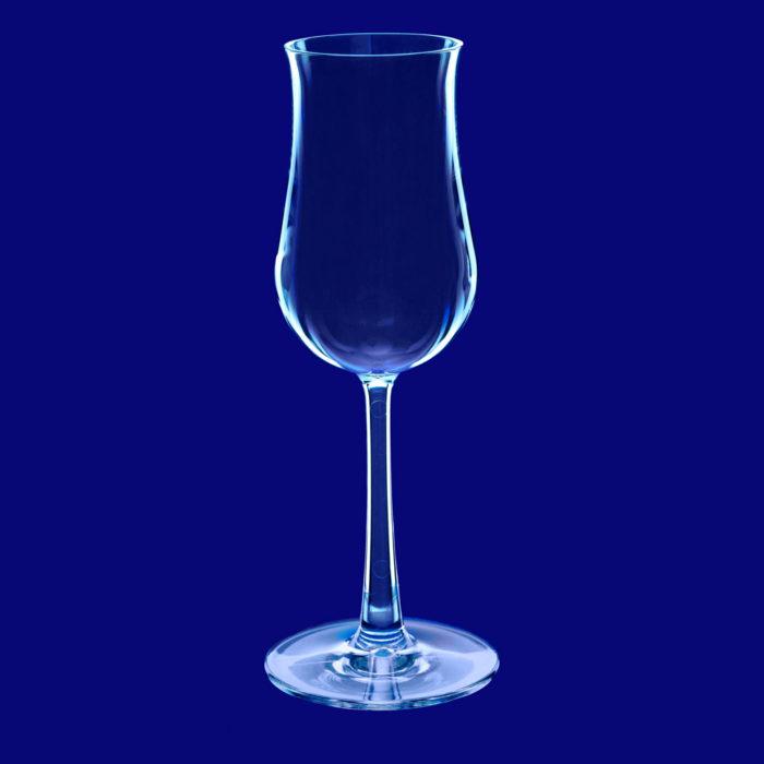 Plastová grappa sklenička l SAN