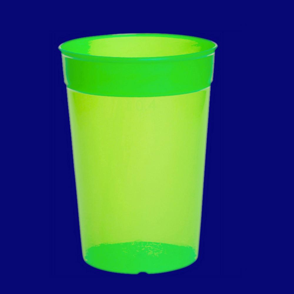 Vratný kelímek l PP barevný zelený
